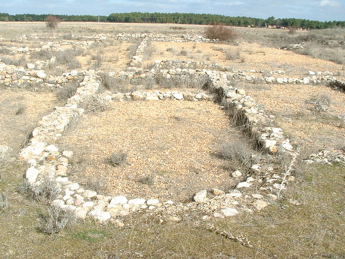 Villa romana de Santa Lucía - Triclinium