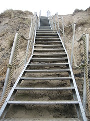 Stairway to heaven?
