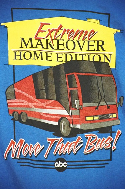 abc tv extreme makeover home edition albany ny new york photos t shirts from the show i bought. Black Bedroom Furniture Sets. Home Design Ideas