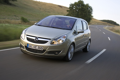 Opel Corsa: Car of the Year in Russia