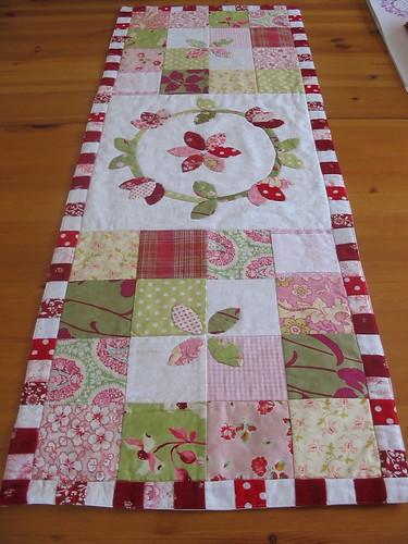 sewing addicted naehsucht tischl ufer in rosa rot gr nem patchwork