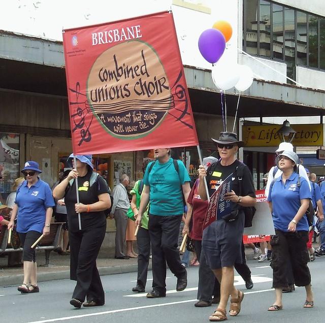 Labor day date in Brisbane