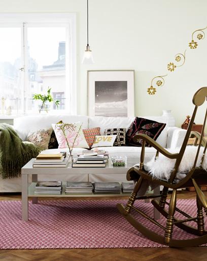 Swedish design blogs decor8 for Decorating blogs