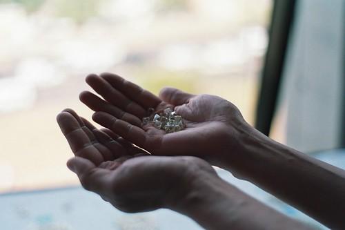 In Botswana, diamonds are used for good.