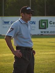 sports, baseball umpire, person,