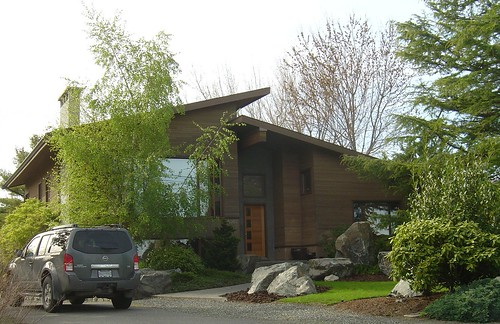 Pacific Northwest Style Homes