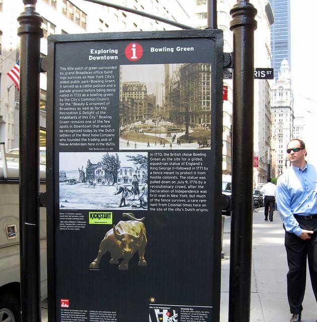 New York: scaramanzie o altro?