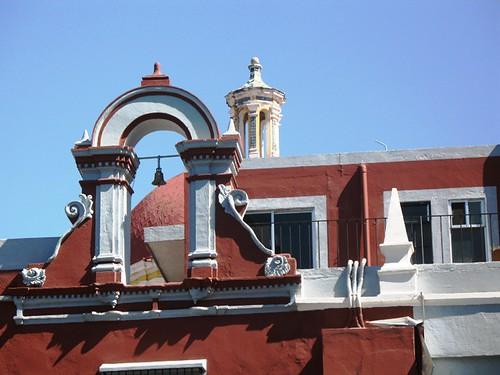 Puebla - Templo de Santo Domingo
