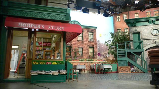 Sesame Street Set | Flickr - Photo Sharing!