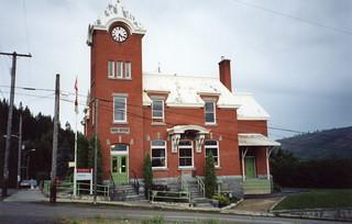Greenwood, B.C.