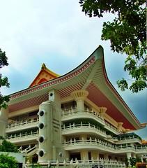 The Venerable Hong Choon Memorial Hall