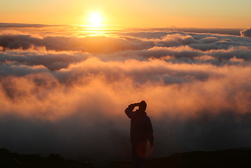 'Standing over the clouds' by Ewen Roberts/CC BY 2.0