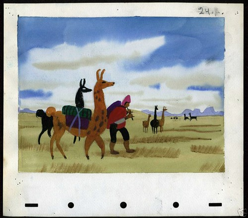 unsigned piece credited to Mary Blair