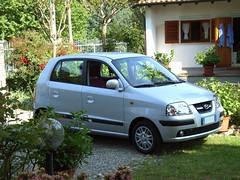 automobile, commercial vehicle, hyundai, vehicle, city car, land vehicle,