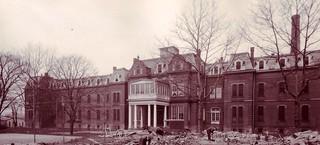Philadelphia, PA 2nd Philadelphia Naval Hospital April 1930