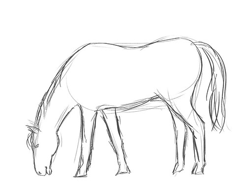Donu0026#39;t Ask Me To Draw A Horse (Part 2) - Blatherings 2007 Archive - Debbie Ridpath Ohi (Twitter ...