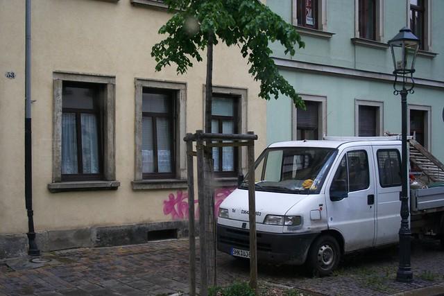der beste parkplatz am platz flickr photo sharing. Black Bedroom Furniture Sets. Home Design Ideas
