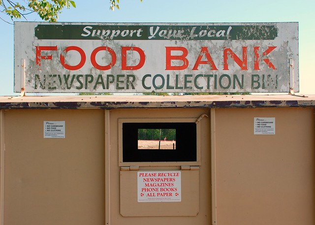 Food Bank Donation In Trumansburg
