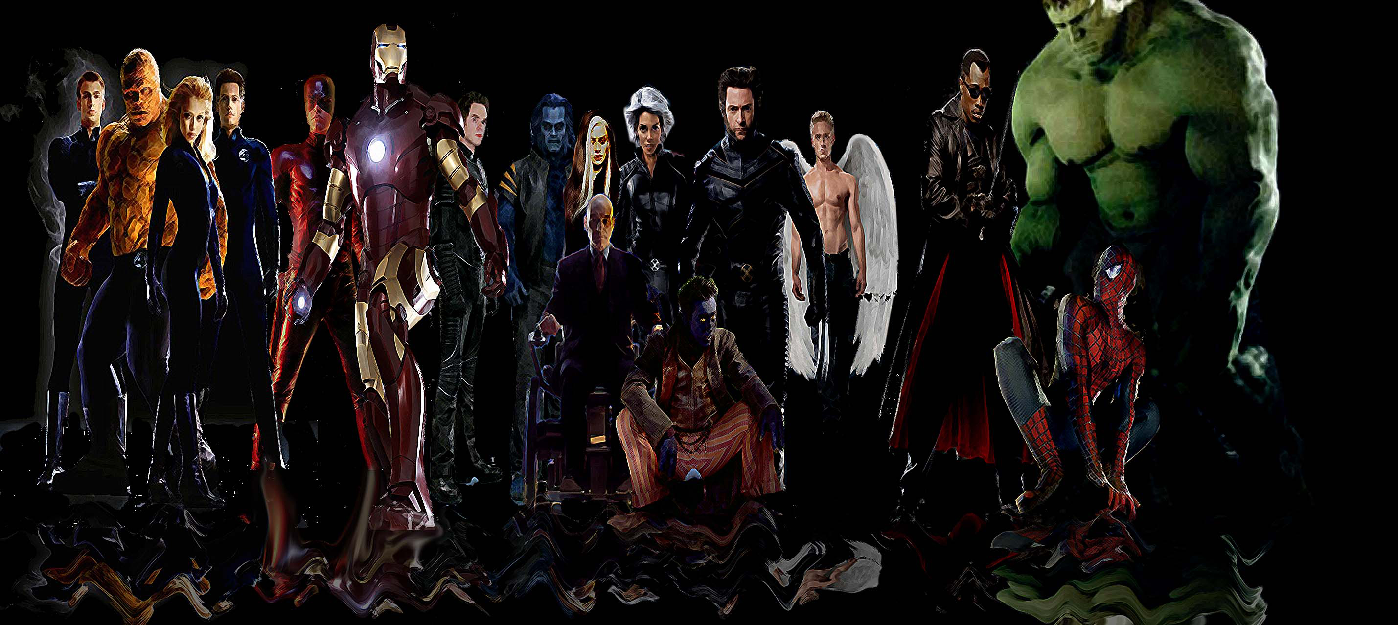 Image Result For Avengers Movie Characters