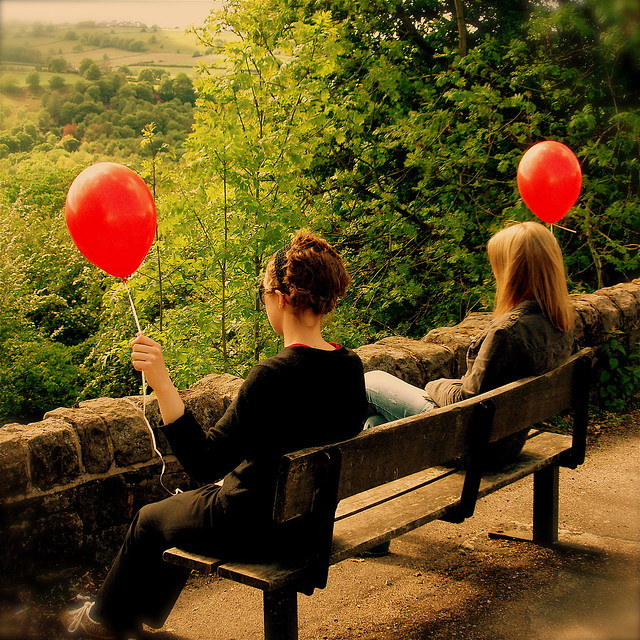 The red balloon diaries *2