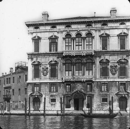 Venice, Italy - Palazzo Balbi