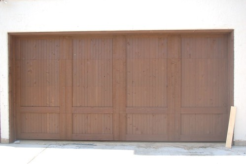 Double Garage Door Lubbock