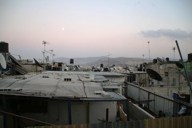 rooftops of Askar refugee camp #2   Flickr - Photo Sharing!