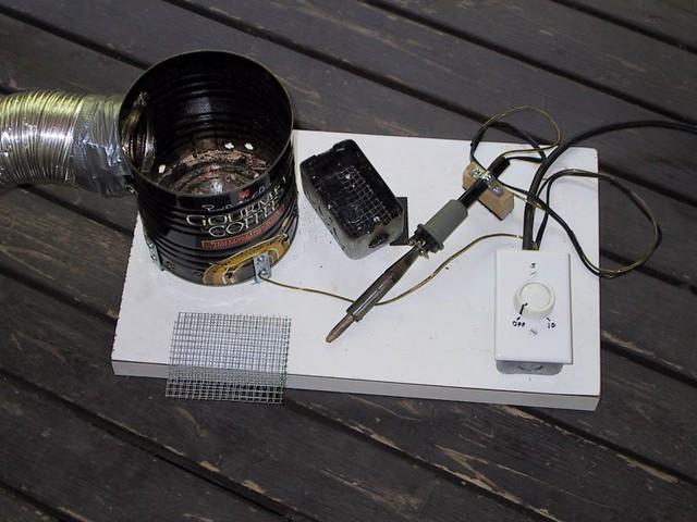 smoke generator components flickr photo sharing. Black Bedroom Furniture Sets. Home Design Ideas