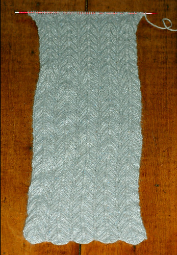 Knitting Grafting Stitches : Grafting mixed knit and purl stitches knitting