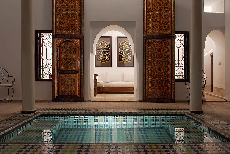 Riad porte royale riad marrakech morocco best riad for Best riads in marrakesh