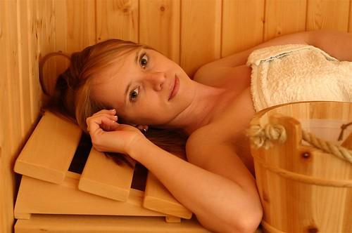 La sauna: fa bene o male?