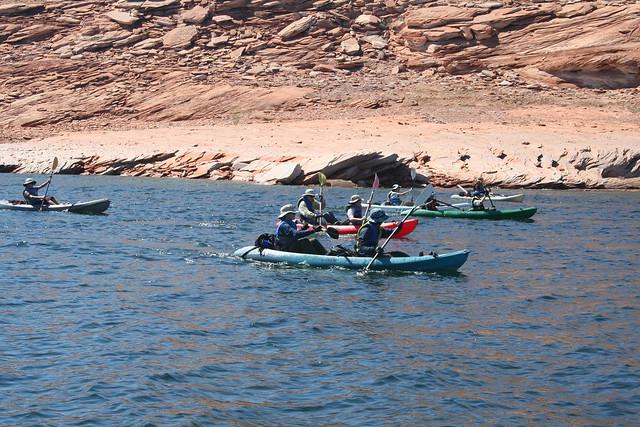 Lake powell kayak 079 flickr photo sharing for Annette hein