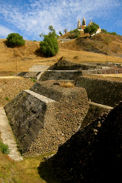 piramide de tepanapa