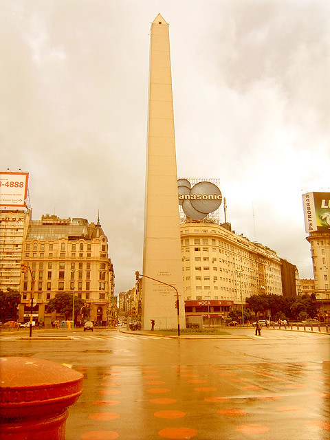 Corrientes and Lavalle