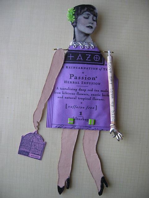 Paper Artdoll: Passion
