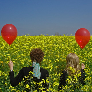 The red balloon diaries *1