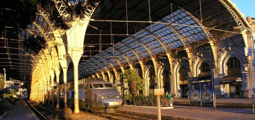 tgv nice train station