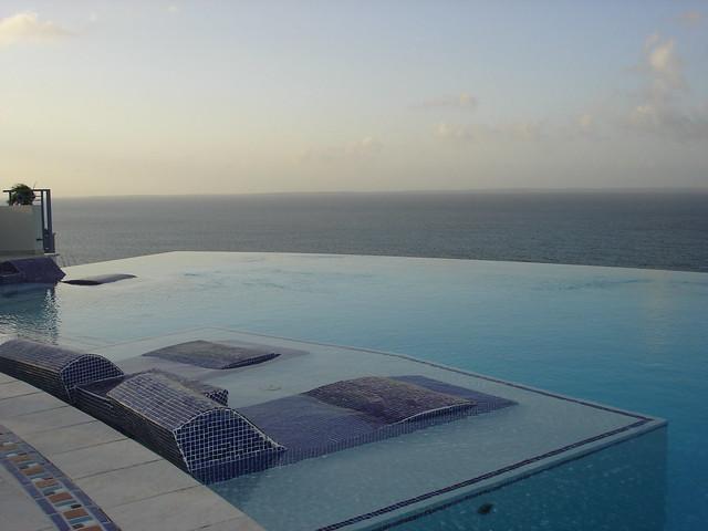 Infinity Pool at Mes Amis