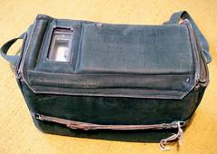 bag, textile,