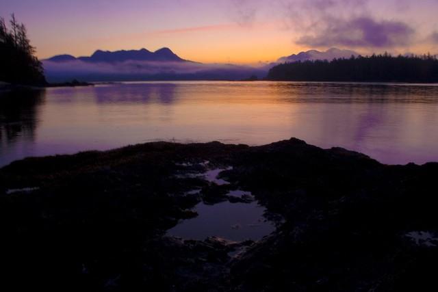 spring island sunrise #2