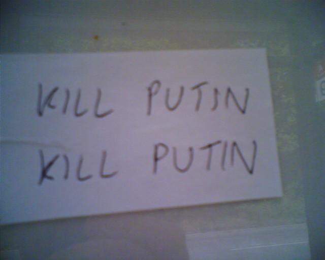 Kill Putin