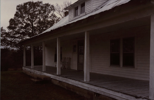 My Great Grandparents' porch