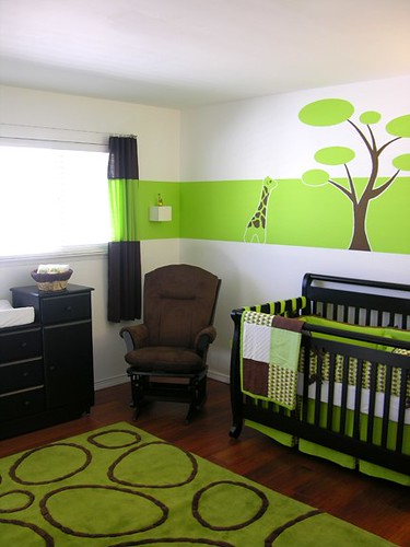 Brown & Green Nursery