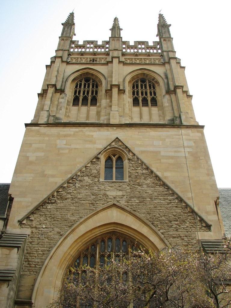 Merton Tower west