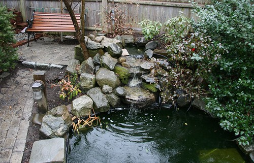 Homemade Waterfall For Pond