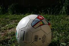 Soccer ball —thebuffafamily (Flickr.com)