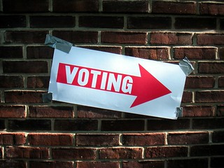 Voting via Flickr