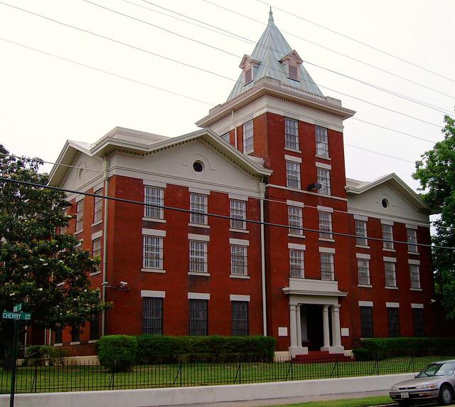 Warren County Jail (Vicksburg, Mississippi)