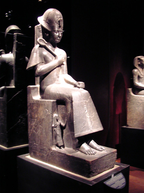 Torino Egyptian Museum King Ramesses Ii Flickr