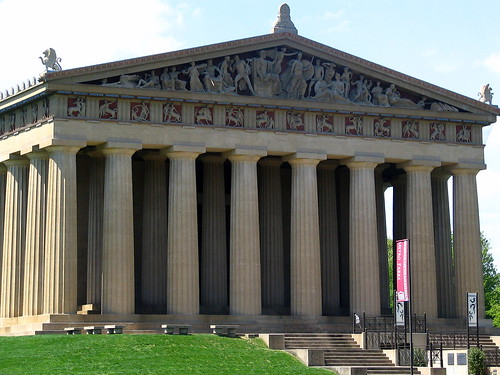 Parthenon Front